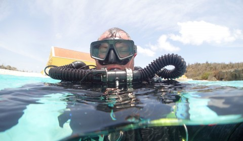 naui_jornada_rebreather_prism II_bonaire_